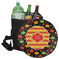 Cinco De Mayo Collapsible Cooler & Seat (Personalized)