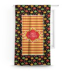 Cinco De Mayo Curtain (Personalized)