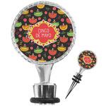Cinco De Mayo Wine Bottle Stopper (Personalized)