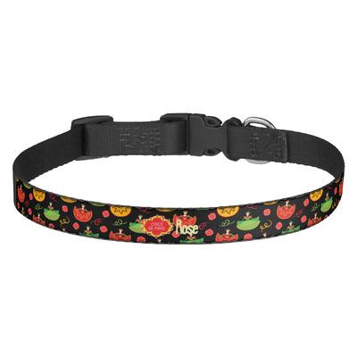 Cinco De Mayo Dog Collar (Personalized)