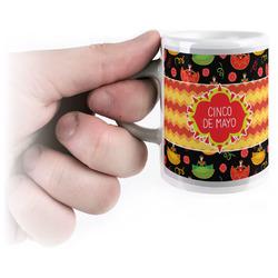 Cinco De Mayo Espresso Cups (Personalized)