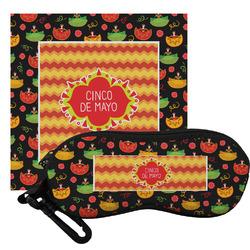 Cinco De Mayo Eyeglass Case & Cloth (Personalized)