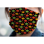 Cinco De Mayo Face Mask Cover (Personalized)