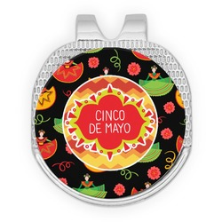 Cinco De Mayo Golf Ball Marker - Hat Clip