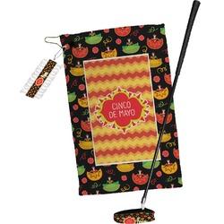 Cinco De Mayo Golf Towel Gift Set (Personalized)
