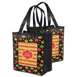 Cinco De Mayo Grocery Bag (Personalized)