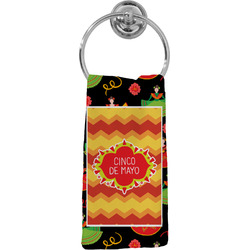 Cinco De Mayo Hand Towel - Full Print (Personalized)