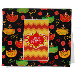 Cinco De Mayo Kitchen Towel - Full Print (Personalized)