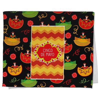 Cinco De Mayo Kitchen Towel - Full Print (Personalized)