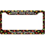 Cinco De Mayo License Plate Frame (Personalized)