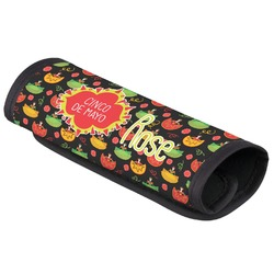 Cinco De Mayo Luggage Handle Cover (Personalized)