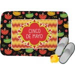 Cinco De Mayo Memory Foam Bath Mat (Personalized)