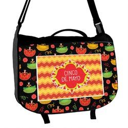 Cinco De Mayo Messenger Bag (Personalized)