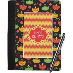 Cinco De Mayo Notebook Padfolio (Personalized)