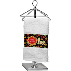 Cinco De Mayo Finger Tip Towel (Personalized)