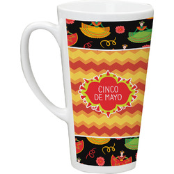 Cinco De Mayo Latte Mug (Personalized)