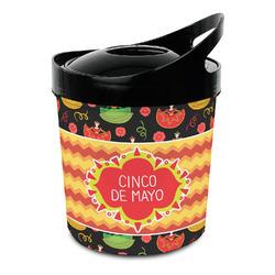 Cinco De Mayo Plastic Ice Bucket (Personalized)