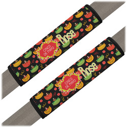 Cinco De Mayo Seat Belt Covers (Set of 2) (Personalized)