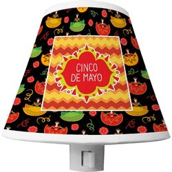 Cinco De Mayo Shade Night Light (Personalized)