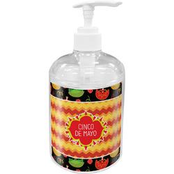 Cinco De Mayo Acrylic Soap & Lotion Bottle