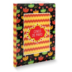 Cinco De Mayo Softbound Notebook (Personalized)