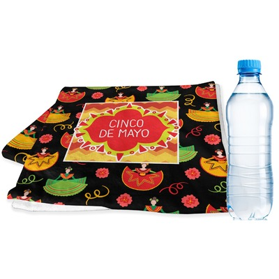 Cinco De Mayo Sports & Fitness Towel (Personalized)