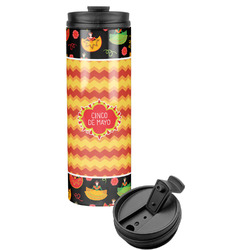 Cinco De Mayo Stainless Steel Tumbler (Personalized)
