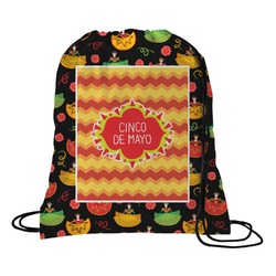 Cinco De Mayo Drawstring Backpack (Personalized)