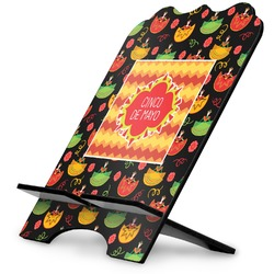 Cinco De Mayo Stylized Tablet Stand (Personalized)