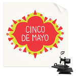Cinco De Mayo Sublimation Transfer (Personalized)