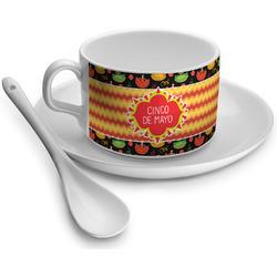 Cinco De Mayo Tea Cup - Single (Personalized)