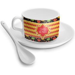 Cinco De Mayo Tea Cups (Personalized)