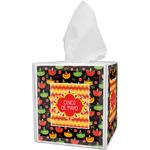 Cinco De Mayo Tissue Box Cover (Personalized)