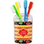 Cinco De Mayo Toothbrush Holder (Personalized)