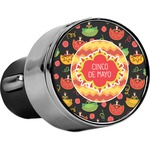 Cinco De Mayo USB Car Charger (Personalized)