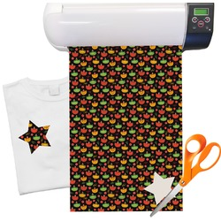 "Cinco De Mayo Heat Transfer Vinyl Sheet (12""x18"")"