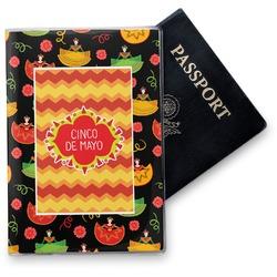 Cinco De Mayo Vinyl Passport Holder (Personalized)