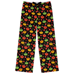 Cinco De Mayo Womens Pajama Pants (Personalized)