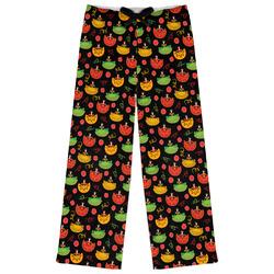 Cinco De Mayo Womens Pajama Pants (Personalized)