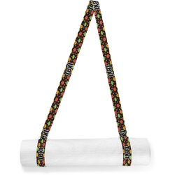 Cinco De Mayo Yoga Mat Strap (Personalized)