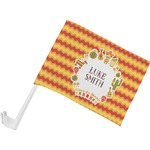 Fiesta - Cinco de Mayo Car Flag (Personalized)