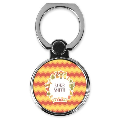 Fiesta - Cinco de Mayo Cell Phone Ring Stand & Holder (Personalized)