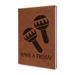 Fiesta - Cinco de Mayo Leatherette Journal (Personalized)