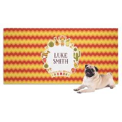 Fiesta - Cinco de Mayo Pet Towel (Personalized)