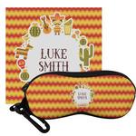 Fiesta - Cinco de Mayo Eyeglass Case & Cloth (Personalized)