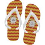 Fiesta - Cinco de Mayo Flip Flops (Personalized)