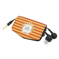 Fiesta - Cinco de Mayo Genuine Leather Cord Wrap (Personalized)