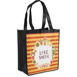 Fiesta - Cinco de Mayo Grocery Bag (Personalized)