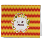 Fiesta - Cinco de Mayo Kitchen Towel - Full Print (Personalized)