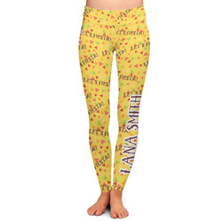 Fiesta - Cinco de Mayo Ladies Leggings - Extra Large (Personalized)